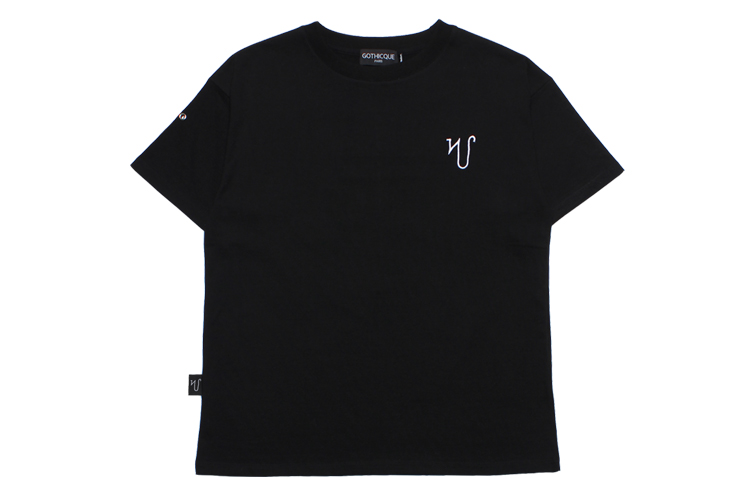 Basic logo t-shirt [G7SA24U89]