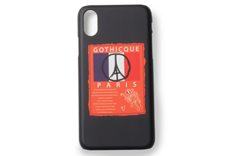 Phone Case Gothicque Orange  [G8SD14U89]