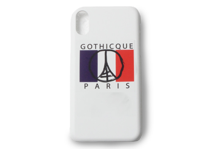 Phone Case Gothicque Three Colors Paris  [G8SD19U80]