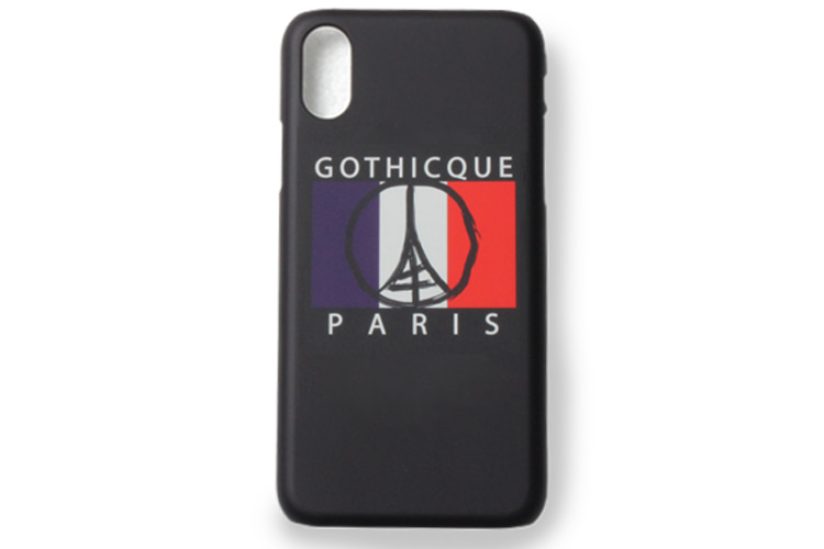 Phone Case Gothicque Three Colors Paris  [G8SD19U89]