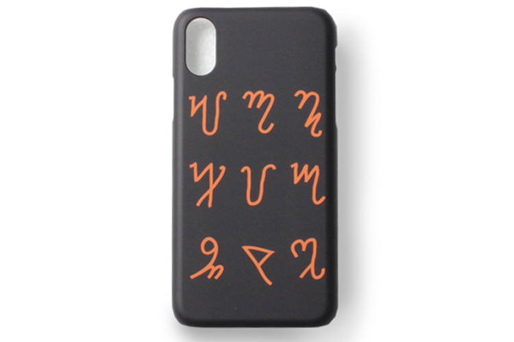 Phone Case Gothicque Ancient Letters [G8SD24U89]